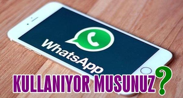 Whatsapp Neler Oluyo